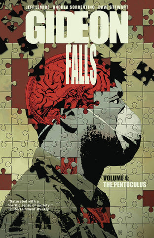 Gideon Falls Volume 4: The Pentoculus