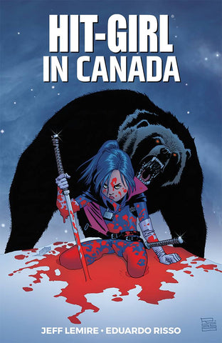Hit-Girl Vol. 2: In Canada