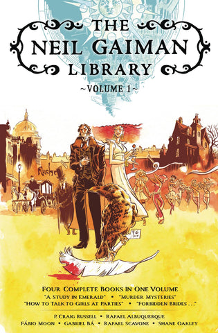 Neil Gaiman Library Edition Volume 1