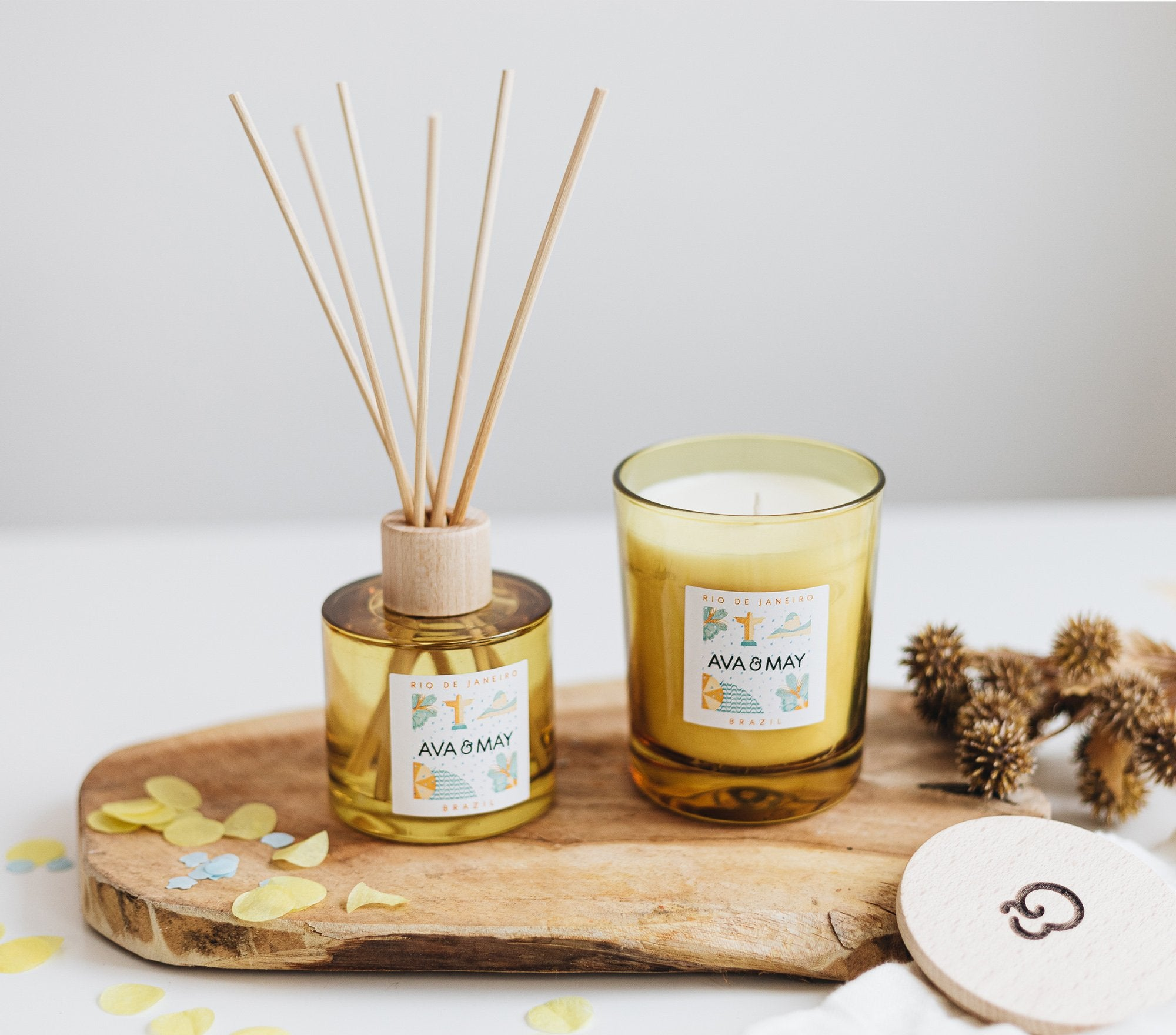 Rio Home Fragrance Set