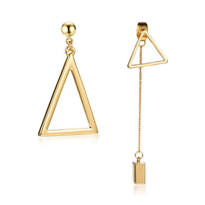 Trendy Unique Geometric Earrings