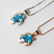 Turtle Jewelry Set