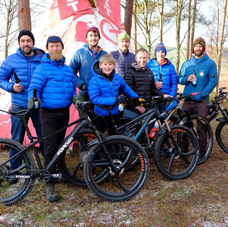 Huffing and Puffing: Strathpuffer Part 1