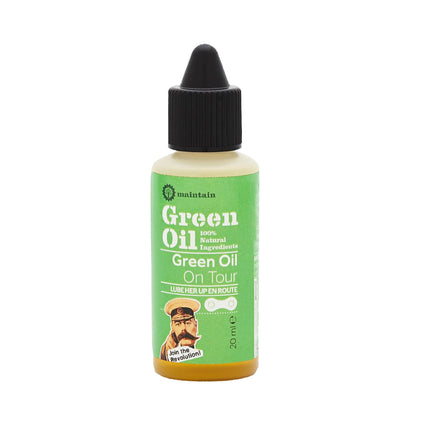 Green Oil Chain lube - 20ml