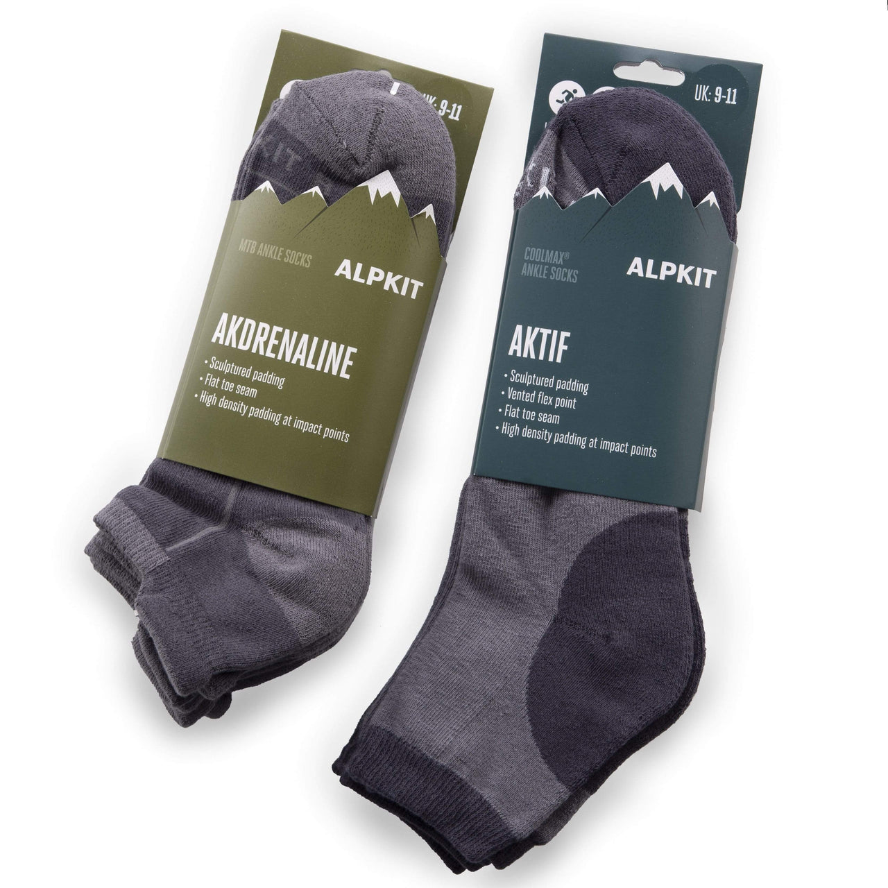 Aktif Akdrenaline Sock Bundle