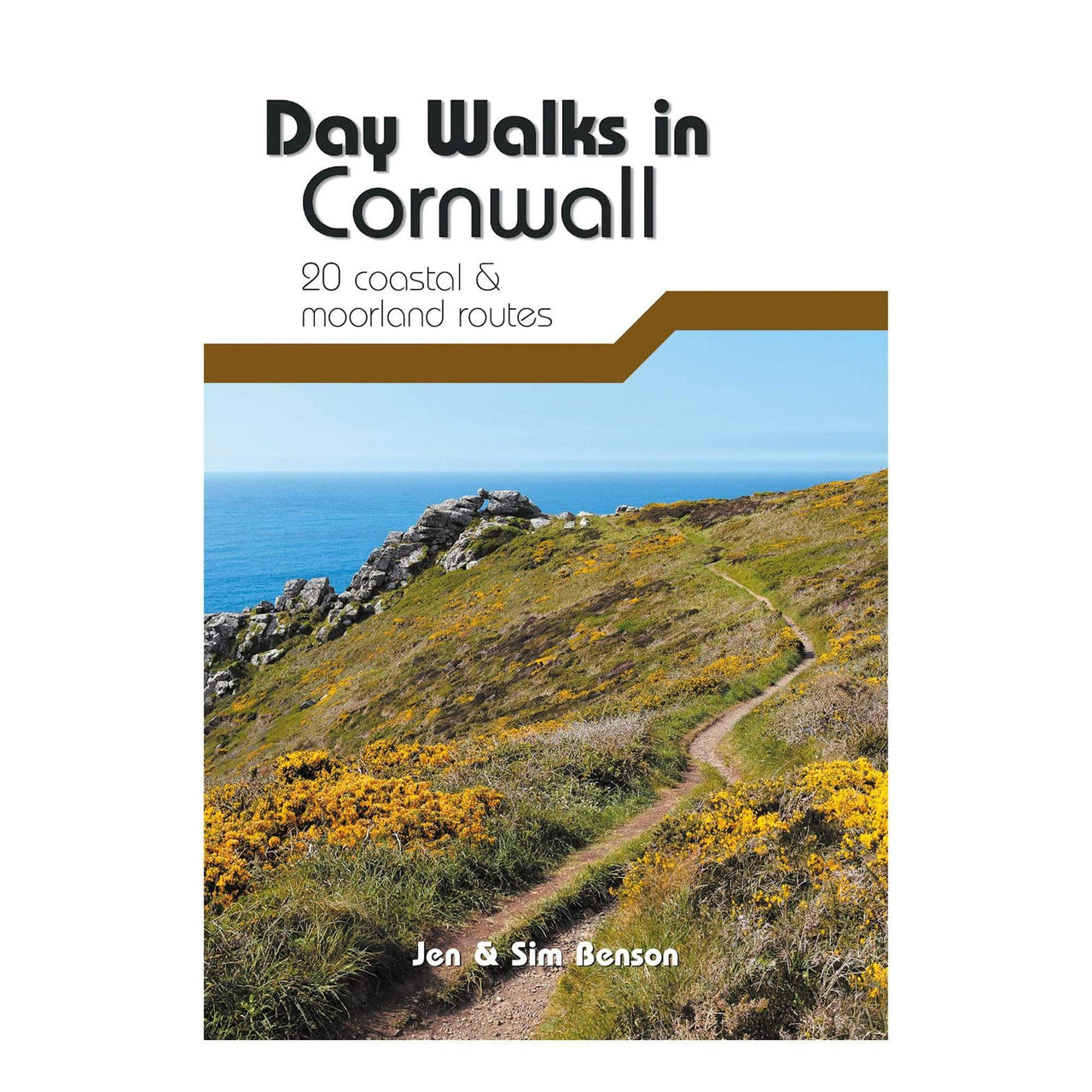 Day Walks in Cornwall