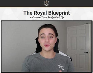 King Comm - The Royal Blueprints