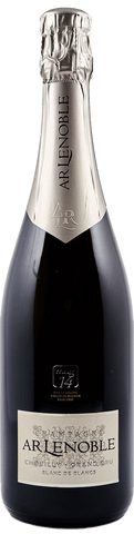 Champagne AR Lenoble Grand Cru Blanc de Blancs Chouilly Brut nV
