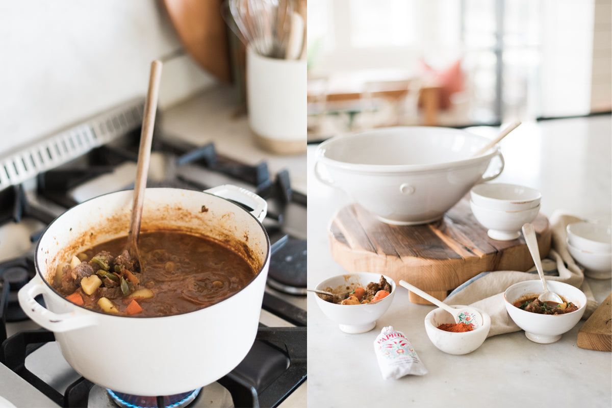 Make an Authentic Hungarian Goulash Soup At Home