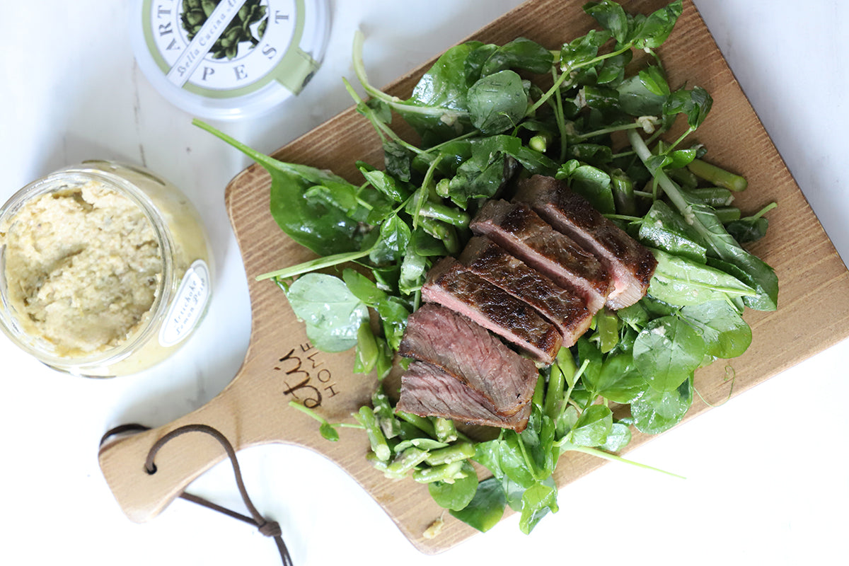 A Must-Try Homemade Steak Salad Recipe