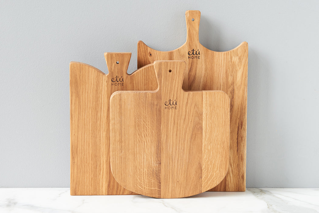etúHOME Dutch Cutting Board, Large -5
