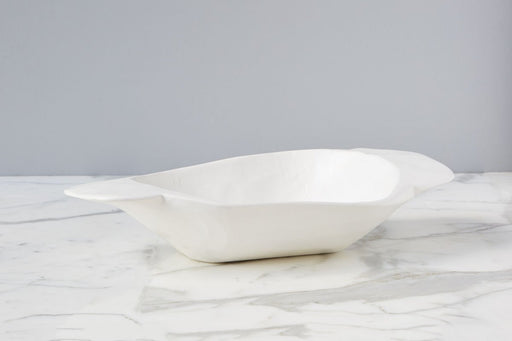 etúHOME Mod White Dough Bowl, Small -1
