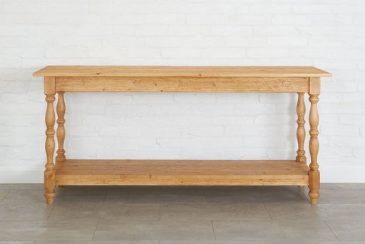 etúHOME Belgian Monastery Console, Natural 1