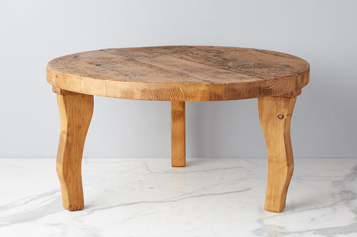 etúHOME Round Wine Tasting Table -1
