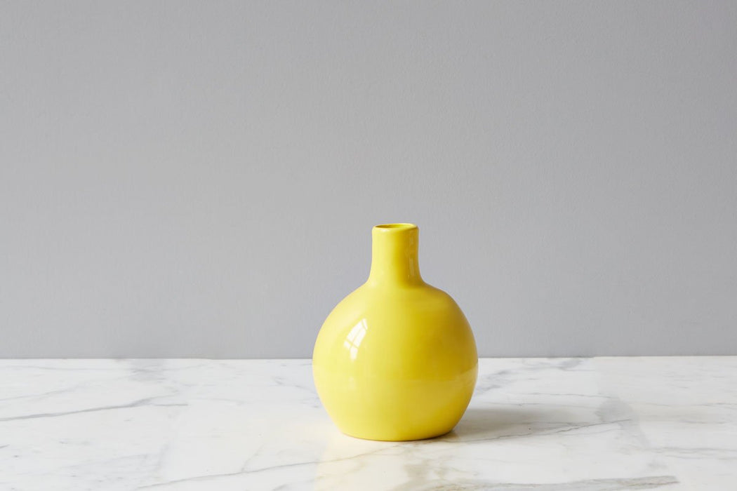 Canary Round Bottom Flask, Small