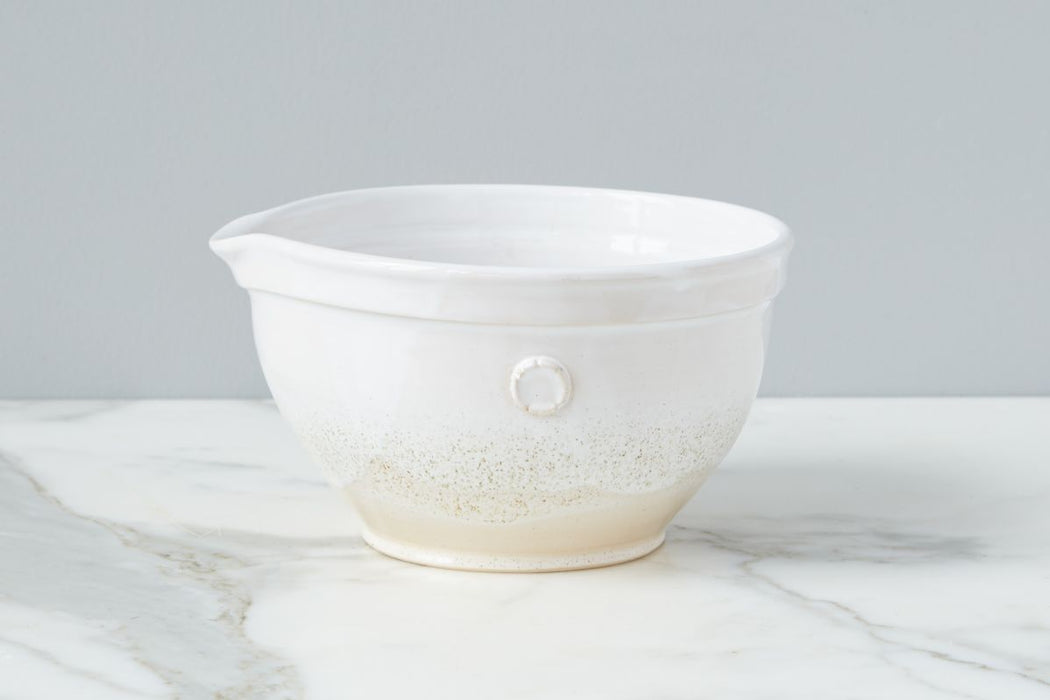Handthrown Mixing Bowl, Medium