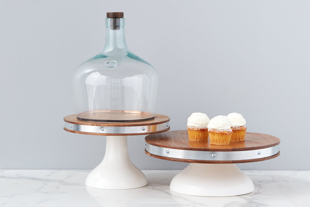 Bianca Cake Stand Small