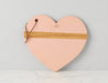 etúHOME Blush Mod Heart Charcuterie Board, Small - 1