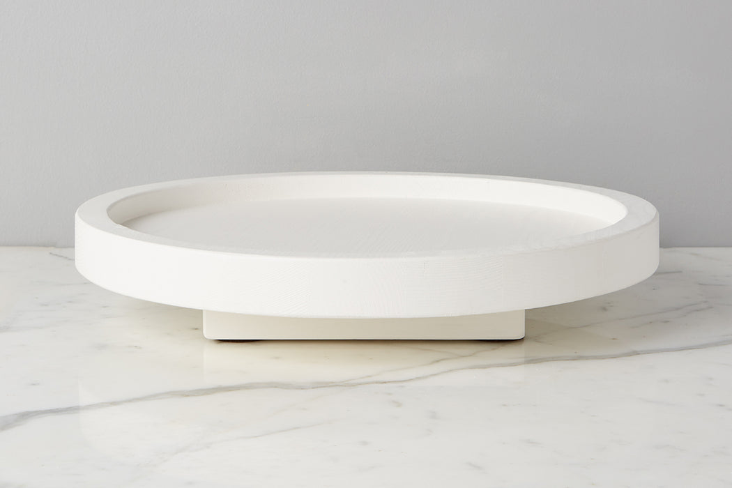 Bianca Nesting Lazy Susan, Medium 1