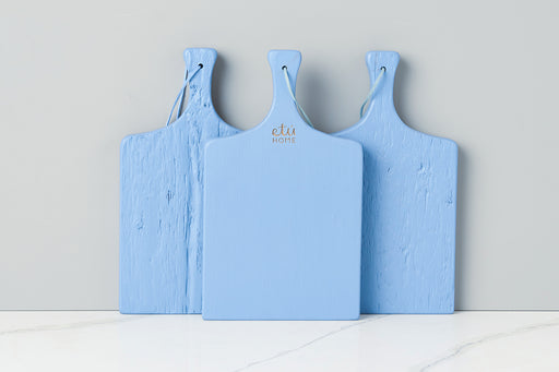 etúHOME Denim Mini Charcuterie Board, 3 Pack -1