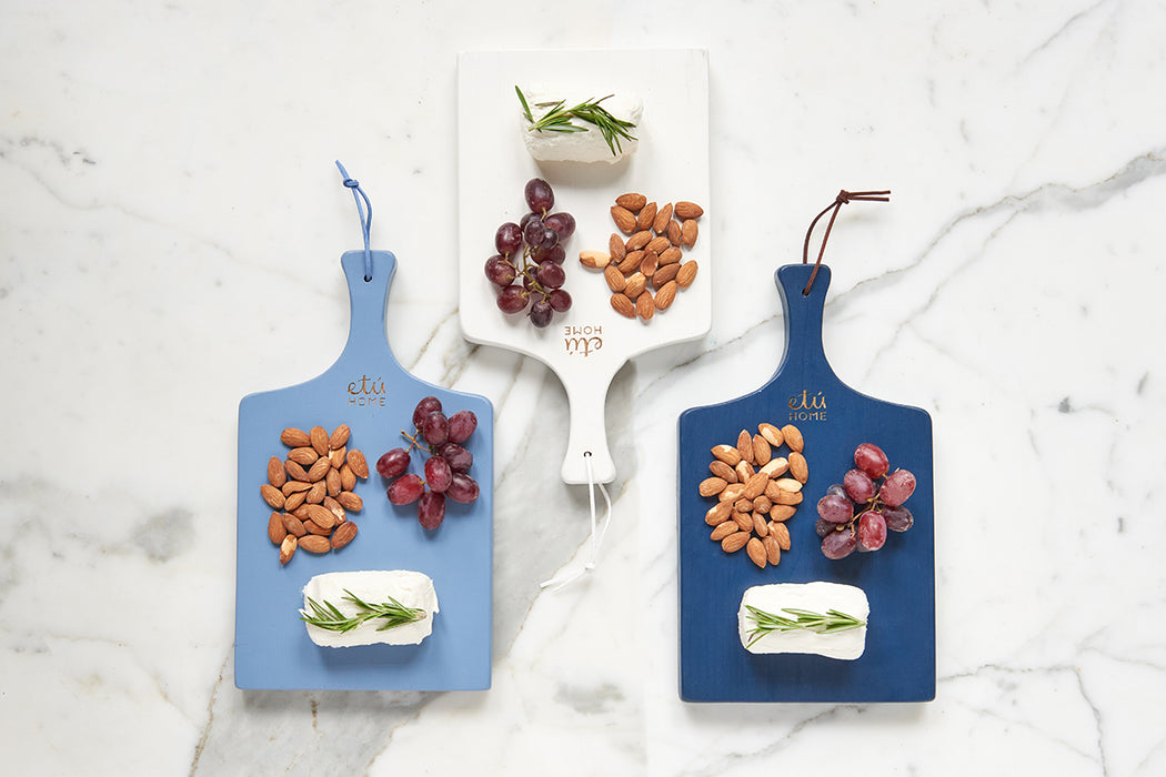 etúHOME Riviera Mini Charcuterie Boards,Set of 3 - 4