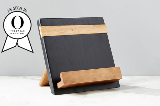 etúHOME Black Mod iPad / Cookbook Holder - Featured in Oprah Magazine - 1