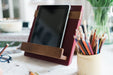 etúHOME Merlot Mod iPad / Cookbook Holder - Featured in Oprah Magazine - 3