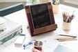 etúHOME Merlot Mod iPad / Cookbook Holder - Featured in Oprah Magazine - 4