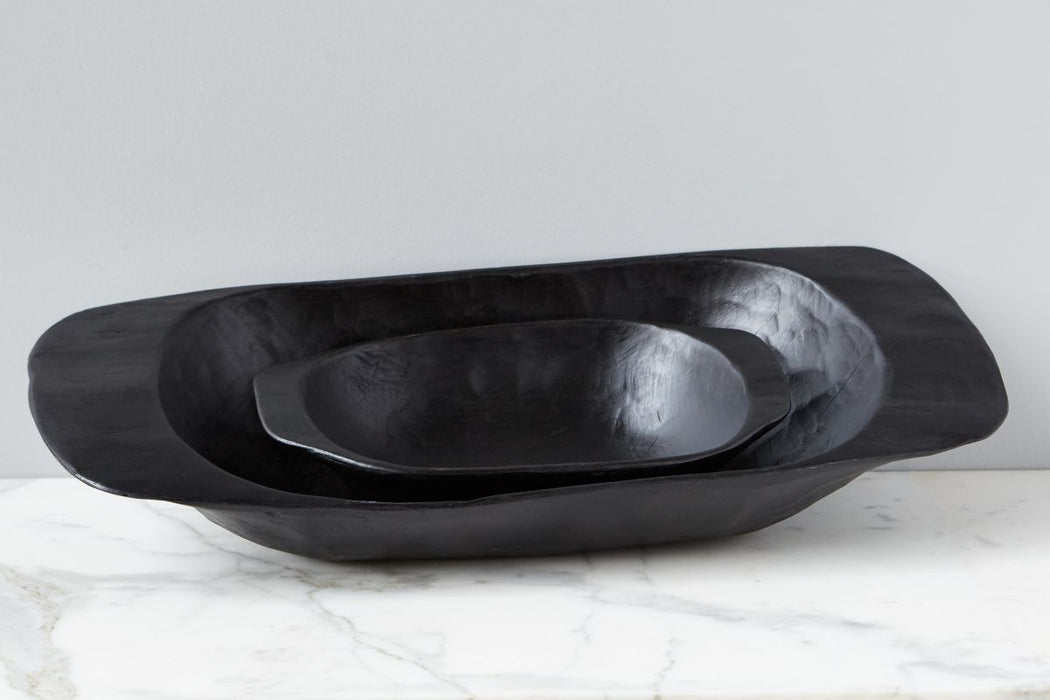 Black Dough Bowl, Large