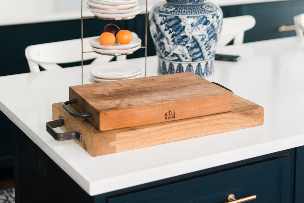 etúHOME Farmhouse Cutting Board Large 7