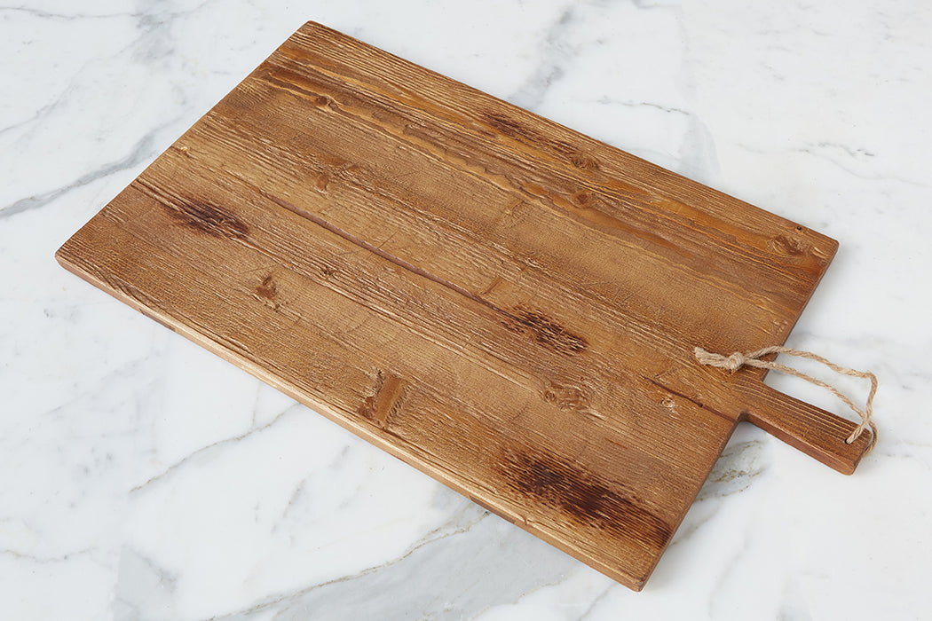 etúHOME Rectangle Pine Charcuterie Board, Large - 3