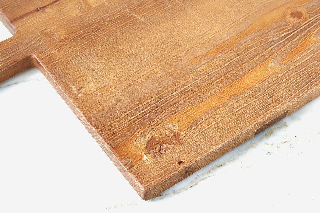 etúHOME Rectangle Pine Charcuterie Board, Large - 4