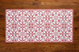 etúHOME Red Liberty Rug, Large 2