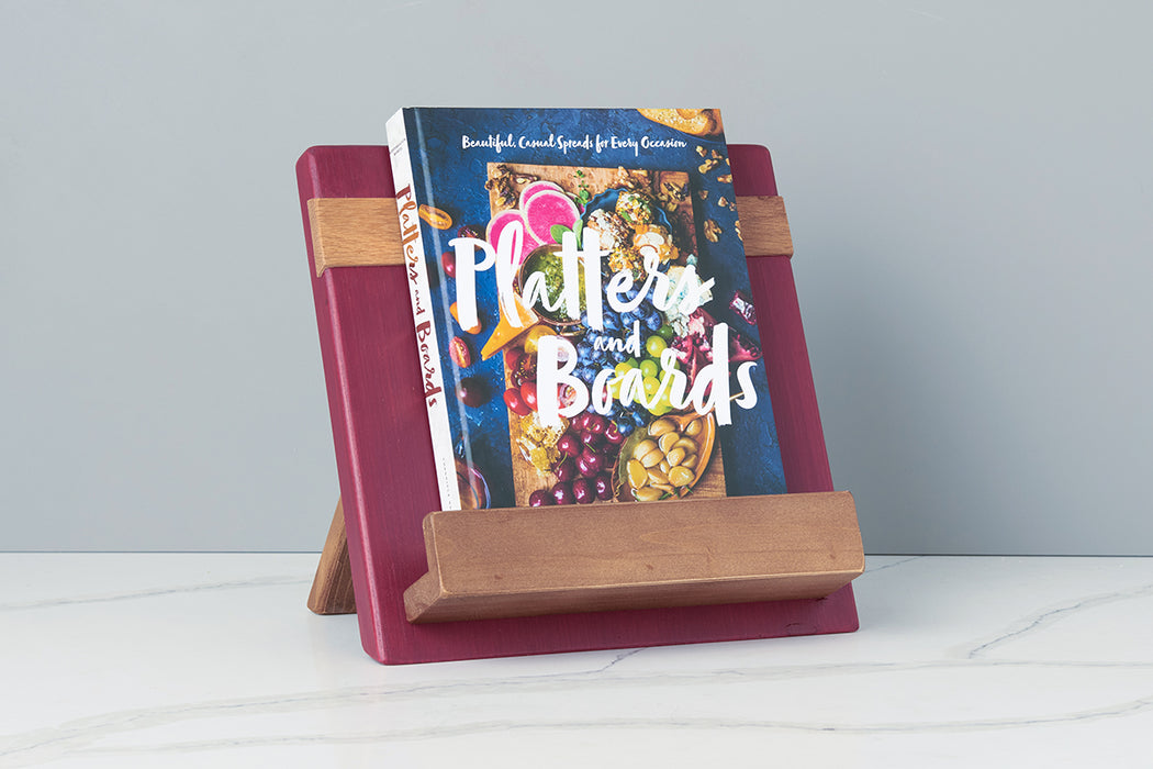 etúHOME Book and Charcuterie Board Set -2