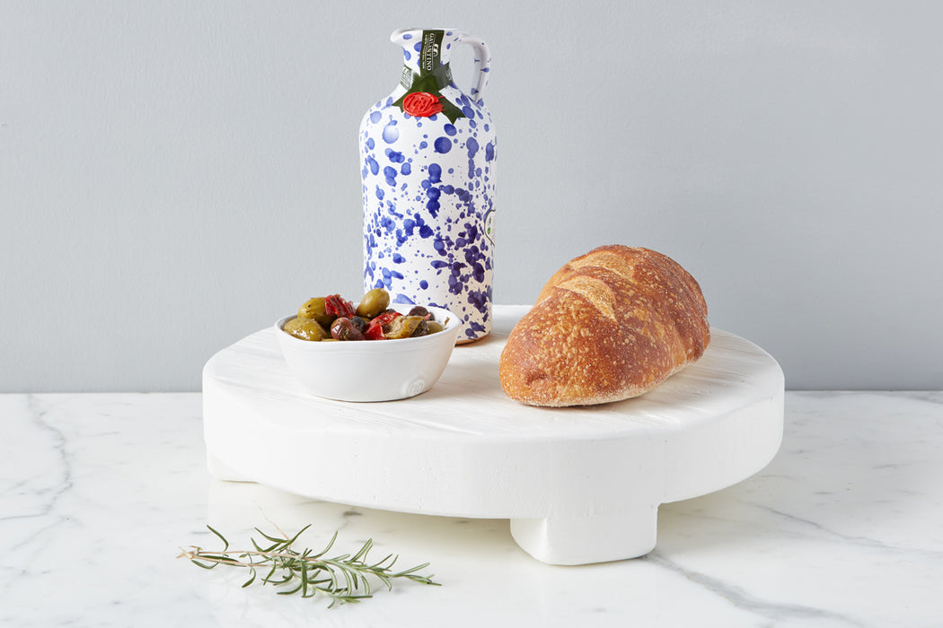 etúHOME Navy Extra Virgin Olive Oil Decanter 2