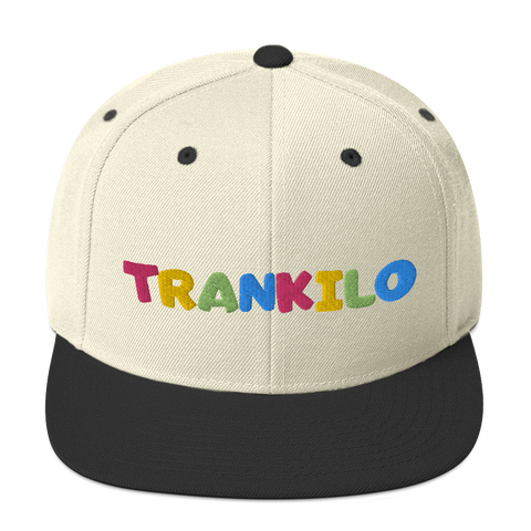 Happy Day Snapback Hat - TRANKILO ™️