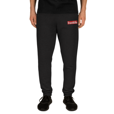 Embroidered Unisex Joggers - TRANKILO ™️