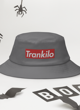 TRANKILO ™ Old School Bucket Hat