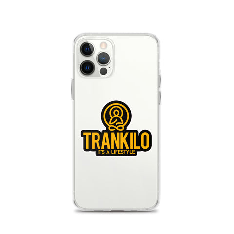 Lifestyle iPhone Case - TRANKILO ™️