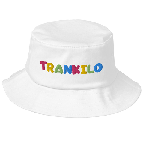 Happy Day Old School Bucket Hat - TRANKILO ™️