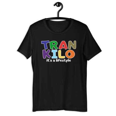 Mixed Colors Unisex T-Shirt - TRANKILO ™️