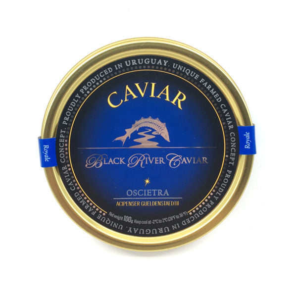 Black River Caviar - ROYAL 30g