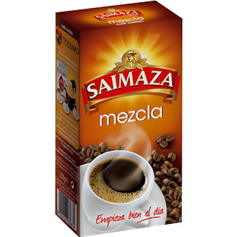 Ground Coffee Saimaza 250g