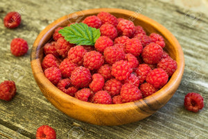 Raspberries / Frambuesas (Tub / Cajita)