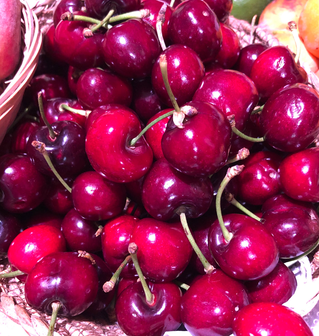 Cherries / Cerezas 250g