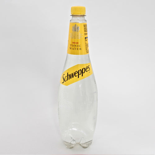 Schweppes Tonic Water 1L Bottle