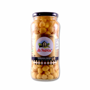 Chickpeas (cooked) 560g