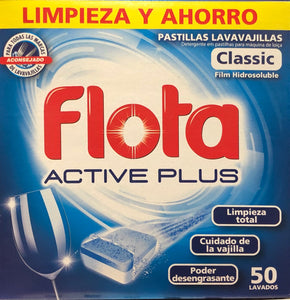Flota Dishwasher Capsules (50)