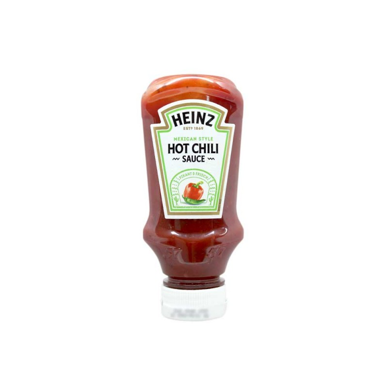 Heinz Hot Chilli Sauce 220ml
