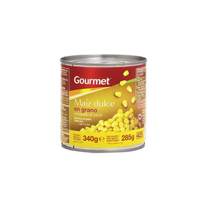 Canned Sweetcorn Gourmet 340g